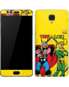 Thor vs Loki OnePlus 3 Skin