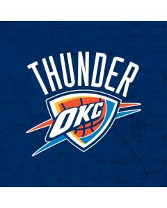 OKC Thunder Distressed Blue Amazon Echo Skin