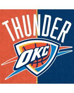 OKC Thunder Split iPhone 8 Pro Case