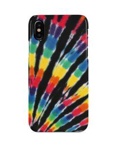 Tie Dye - Rainbow iPhone XS Max Lite Case