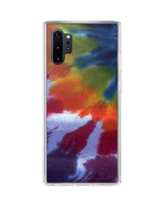 Tie Dye Galaxy Note 10 Plus Clear Case
