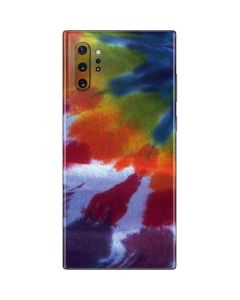 Tie Dye Galaxy Note 10 Plus Skin