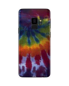 Tie Dye Galaxy S9 Skin
