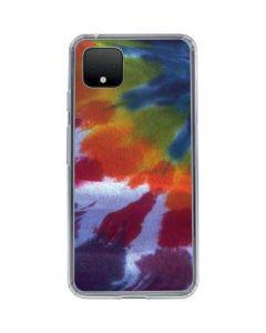 Tie Dye Google Pixel 4 XL Clear Case