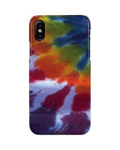 Tie Dye iPhone XS Max Lite Case
