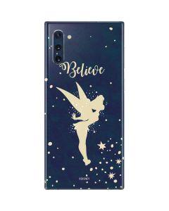 Tinker Bell Believe Galaxy Note 10 Skin