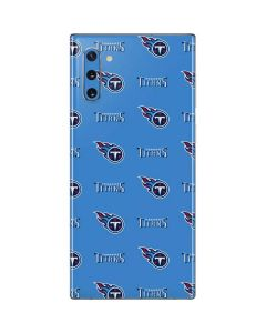 Tennessee Titans Blitz Series Galaxy Note 10 Skin