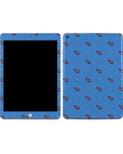 Tennessee Titans Blitz Series Apple iPad Skin