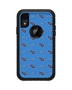 Tennessee Titans Blitz Series Otterbox Defender iPhone Skin