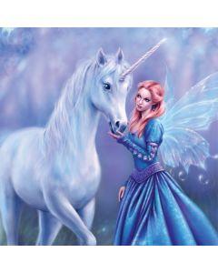 Rhiannon Fairy and Unicorn Playstation 3 & PS3 Slim Skin