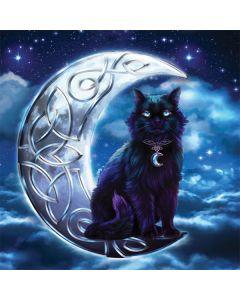 Celtic Black Cat Playstation 3 & PS3 Slim Skin