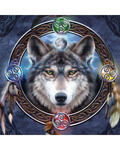 Wolf Symbols LifeProof Nuud iPhone Skin