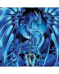 Ice Dragon Playstation 3 & PS3 Slim Skin