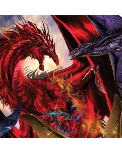 Dragon Battle Playstation 3 & PS3 Slim Skin