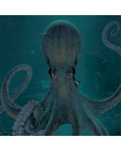 Giant Octopus LifeProof Nuud iPhone Skin