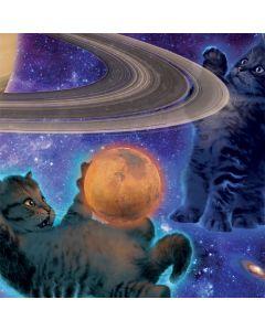 Cosmic Kittens LifeProof Nuud iPhone Skin