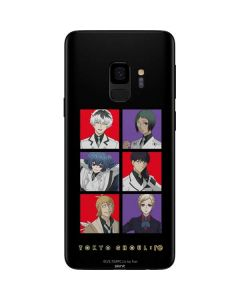 Tokyo Ghoul re Group Galaxy S9 Skin
