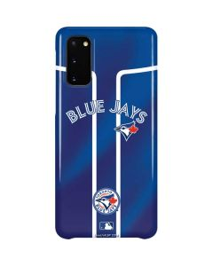 Toronto Blue Jays Alternate Jersey Galaxy S20 Lite Case