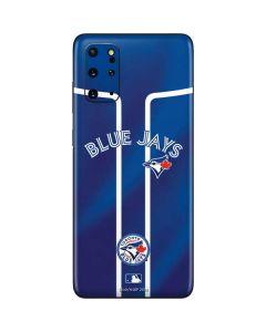 Toronto Blue Jays Alternate Jersey Galaxy S20 Plus Skin