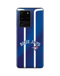 Toronto Blue Jays Alternate Jersey Galaxy S20 Ultra 5G Skin