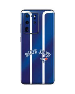 Toronto Blue Jays Alternate Jersey Galaxy S20 Ultra 5G Skin