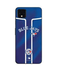 Toronto Blue Jays Alternate Jersey Google Pixel 4 XL Skin