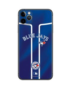 Toronto Blue Jays Alternate Jersey iPhone 11 Pro Max Skin