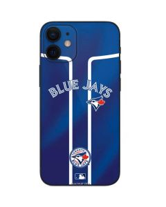 Toronto Blue Jays Alternate Jersey iPhone 12 Mini Skin