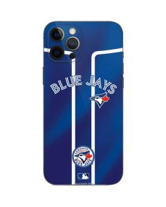 Toronto Blue Jays Alternate Jersey iPhone 12 Pro Skin