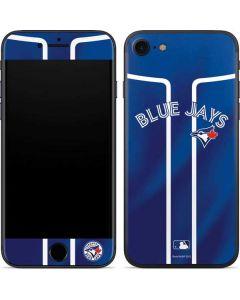 Toronto Blue Jays Alternate Jersey iPhone SE Skin