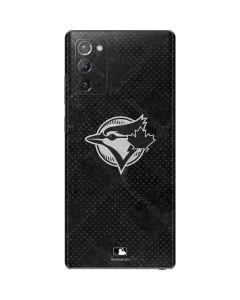 Toronto Blue Jays Dark Wash Galaxy Note20 5G Skin