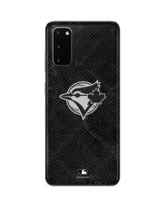 Toronto Blue Jays Dark Wash Galaxy S20 Skin