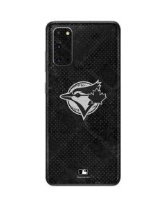 Toronto Blue Jays Dark Wash Galaxy S20 Skin