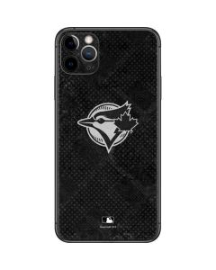 Toronto Blue Jays Dark Wash iPhone 11 Pro Max Skin