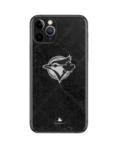 Toronto Blue Jays Dark Wash iPhone 11 Pro Skin