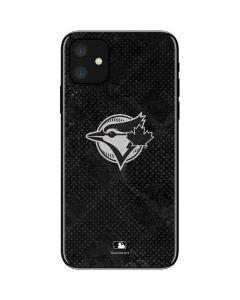 Toronto Blue Jays Dark Wash iPhone 11 Skin