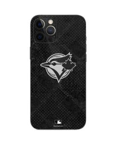 Toronto Blue Jays Dark Wash iPhone 12 Pro Max Skin