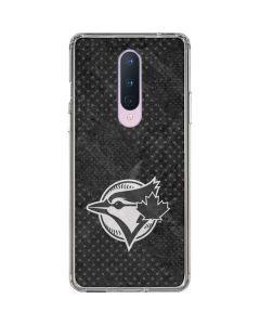 Toronto Blue Jays Dark Wash OnePlus 8 Clear Case
