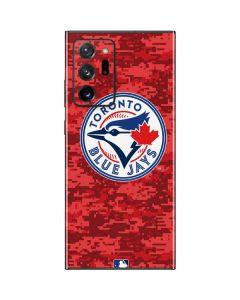 Toronto Blue Jays Digi Camo Galaxy Note20 Ultra 5G Skin