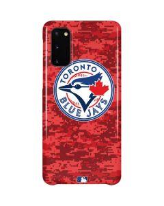 Toronto Blue Jays Digi Camo Galaxy S20 Lite Case