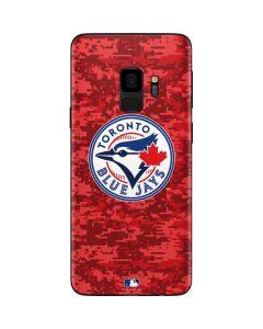 Toronto Blue Jays Digi Camo Galaxy S9 Skin