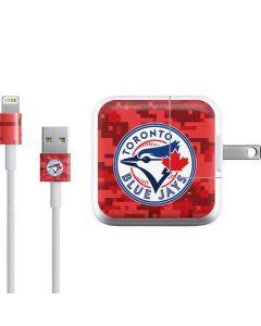 Toronto Blue Jays Digi Camo iPad Charger (10W USB) Skin