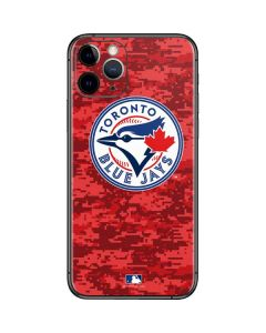 Toronto Blue Jays Digi Camo iPhone 11 Pro Skin