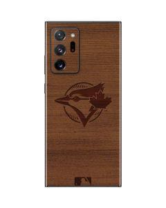 Toronto Blue Jays Engraved Galaxy Note20 Ultra 5G Skin