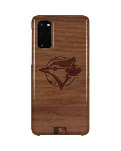 Toronto Blue Jays Engraved Galaxy S20 Lite Case