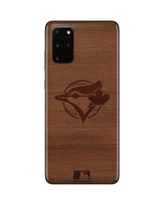 Toronto Blue Jays Engraved Galaxy S20 Plus Skin