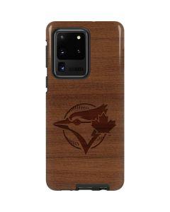Toronto Blue Jays Engraved Galaxy S20 Ultra 5G Pro Case