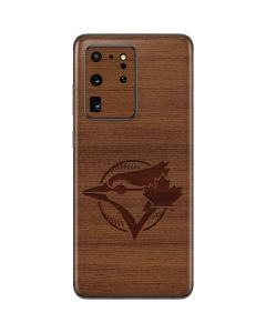 Toronto Blue Jays Engraved Galaxy S20 Ultra 5G Skin