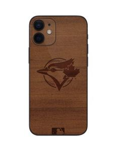 Toronto Blue Jays Engraved iPhone 12 Mini Skin