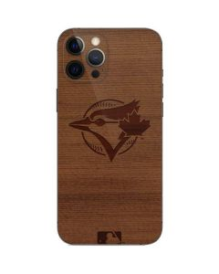 Toronto Blue Jays Engraved iPhone 12 Pro Skin